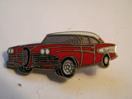 Ford Etzel Hard Top Red Hat Pin Lapel Pin - $9.85
