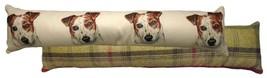 Evans Lichfield Reversible Jack Russell Terrier de Cuadros Tartán Burlete - $27.31