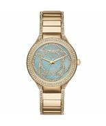 Michael Kors Women's Kerry Gold-Tone Watch MK3481 - £72.17 GBP