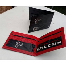 Atlanta Falcons Bi-Fold Duct Tape Wallet - $8.99