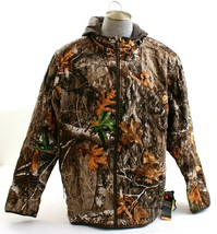 Under Armour Storm UA Brow Tine Realtree Edge Hooded Hunting Jacket Men'... - $120.74