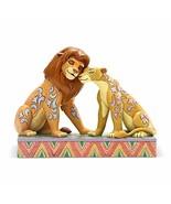 Enesco Disney Traditions by Jim Shore The Lion King Simba and Nala Snugg... - $64.99