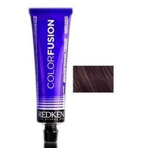 Redken Color Fusion Hair Color - Cool Fashion - 4Bv / Brown Violet - $13.32