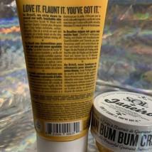 Sol De Janeiro Brazilian DISCONTINUED Body Buff Scrub 5.4oz & Bum Bum Cream 50mL image 2