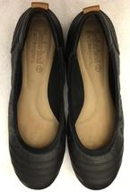 Timberland Women's Earthkeepers Ellsworth Stitch Ballet Flat, Black, US 8.5 - $27.00