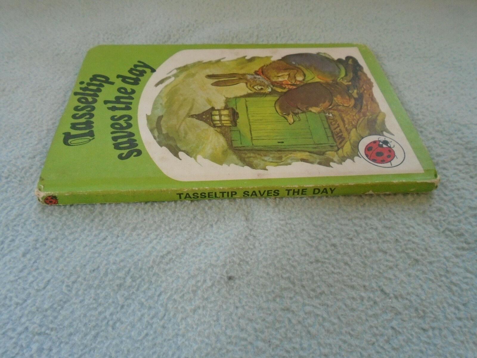 1975 Ladybird Book  Tasseltip Saves The Day