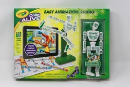 Crayola Color Alive Easy Animation Studio Model: 95-1052 3D 4D Toy Game NEW - $16.14