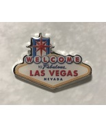 Las Vegas Welcome Sign Lapel Collector Pin Hat Jacket - $5.99