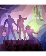 Aspiration Painting by Aaron Douglas Art Reproduction - $33.99+