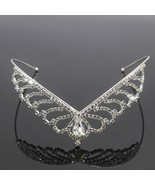 Crystal Princess Tiaras And Crowns For Girls Hair Accessories Headband C... - $187,57 MXN