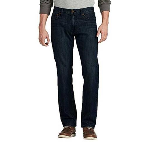 Lucky Brand Men's 221 Original Straight Leg Jean Twin Lakes NWT