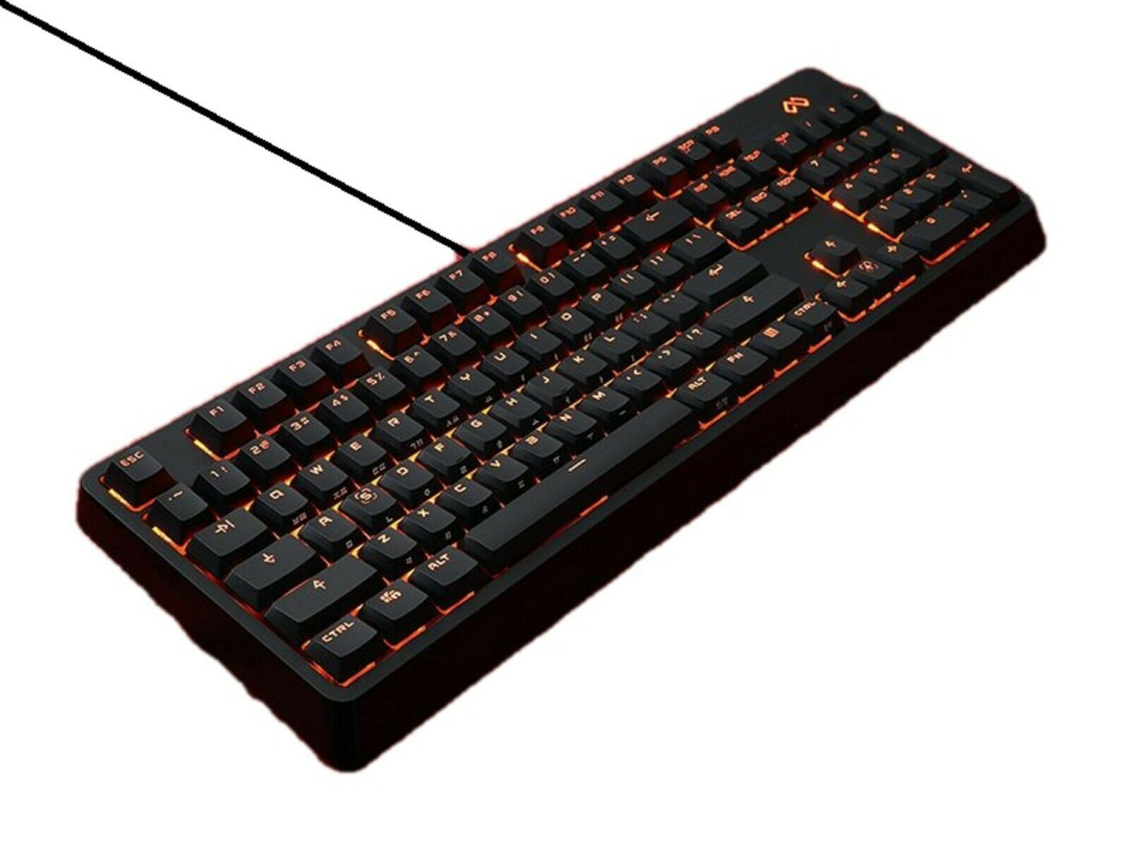 Maxtill G800K Mechanical Gaming Keyboard Kailh Longhua Switch USB Wired LED