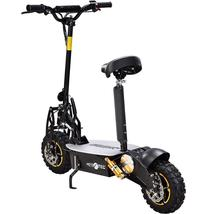 ELECTRIC SCOOTER MOTOTEC 2000w 48v FRONT AND REAR DISC BRAKES FOLDING SCOOTER image 3