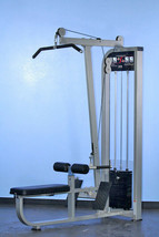 Muscle D Lat / Low Row Combo Machine | Commercial Gym Equipment | Lat Pu... - $3,195.00