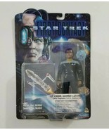 Star Trek First Contact Playmates Lt Commander Giordi Laforge Action Figure - $14.01