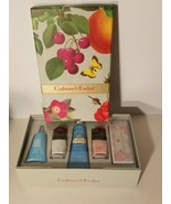 Crabtree Evelyn La Source Beauty Gift Set Lotion Gel Hand Cream Nail Lacquer NEW - $37.39