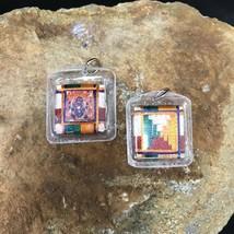 MAHAKALA SUNGKHOR Tibetan Pendant Jewelry Necklace Amulet Asian - $8.60