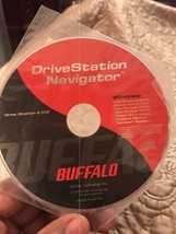 Buffalo DriveStation Axis External Hard Drive 2.0.0 Disk - $9.75