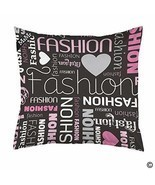 MsMr Throw Pillow Case Cushion Cover Pillow Case Cover with Hidden Zippe... - $16.82