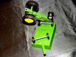 Ertl John Deere replica die-cast tractor with wagon AA19-1639 Vintage image 9