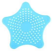 Star Shape Hair Catcher Rubber Bath Sink Strainer Shower Drain Cover Kit... - $6.91+