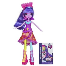 Rockin' My Little Pony Equestria Girls Neon Rainbow Rocks Twilight Spark... - $24.49