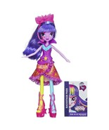 Rockin' My Little Pony Equestria Girls Neon Rainbow Rocks Twilight Spark... - ₨1,220.45 INR