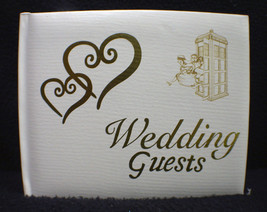 Wedding Guest BOOK Doctor Who Dr Tradis Laser Can be personalized engraved gift - $17.87+