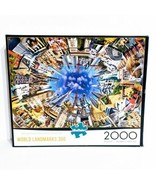 Buffalo Games World Landmarks 360 Jigsaw Puzzle 2000 Pieces - $14.50