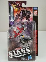 Transformers Siege War Of Cybertron - Laserbeak & Ravage - Hasbro 2019 - $16.00