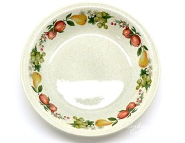 Vintage Wedgwood Bowl Set of 2 Soup Quince Coupe Fruit Cereal Salad Ston... - $18.77