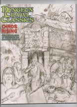Chaos Rising - Dungeon Crawl Classics - Goodman Games - SC - 2016 - GMG5... - $10.97