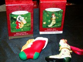 Hallmark Keepsake Ornaments Fashion Afoot & Mom & Dad Stocking AA-191792E Colle image 5