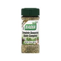 Badia Complete Seasoning 3.5 oz - Best by 04/2025 - $8.38