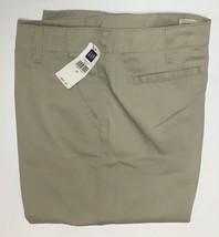 GAP Hipster Trousers Pants Beige Sz 10 image 6