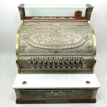 Antique National Cash Register Company Cash Model 332 Bronze Excellent C... - $1,382.35