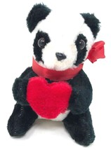 VINTAGE ACE NOVELTY PANDA TEDDY BEAR STUFFED ANIMAL PLUSH TOY - $49.49