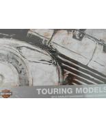2013 Harley Davidson TOURING MODELS Factory Owner's Owner Operators Manu... - $44.55