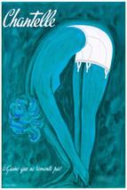 3017.Chnatelle fashion underwear POSTER.Home bedroom decor.Interior room... - $10.45+