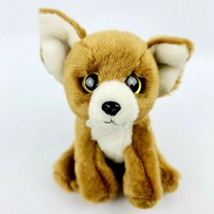 "Russ Yomiko Classics Chihuahua 4.5"" Plush Dog Backpack Clip On Keychain Toy - $12.12"