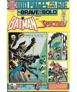 The Brave and the Bold Comic Book #116 DC Batman and The Spectre 1975 VE... - $27.01