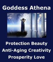 gnn Goddess Athena Protection Beauty Youth Happiness Pleasure + Love Mon... - $129.34
