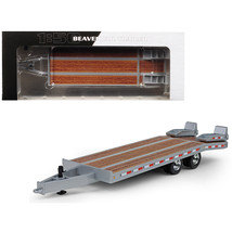 Beavertail Trailer Silver 1/50 Diecast Model by First Gear 50-3192 - $49.32