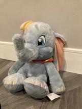 "Disney World Dumbo Plush 12"" Stuffed Animal Flying Elephant Stuffed Anim... - $19.79"