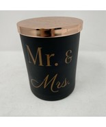 Scentsational Natural Soy Candle Mr & Mrs Black Orchid - $14.84