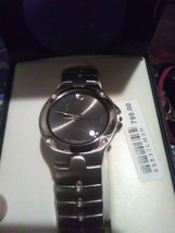 MOVADO THE MUSEUM SAPPHIRE WATCH BRAND NEW IN BOX VHTF - $450.00
