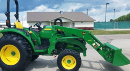 2015 JOHN DEERE 4052R For Sale In Pembina, North Dakota 58271 image 1