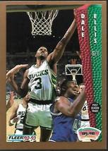 1992-93 FLEER NBA-#205-Dale Ellis-Spurs-Guard - $3.94