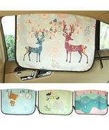 Summer Car Sun Shade Curtain Children Window Sunshade Cover New TkNew17 (D) - $19.80