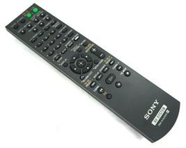 Sony RM-AAU055 AV System Remote Control Tested EUC - $13.98